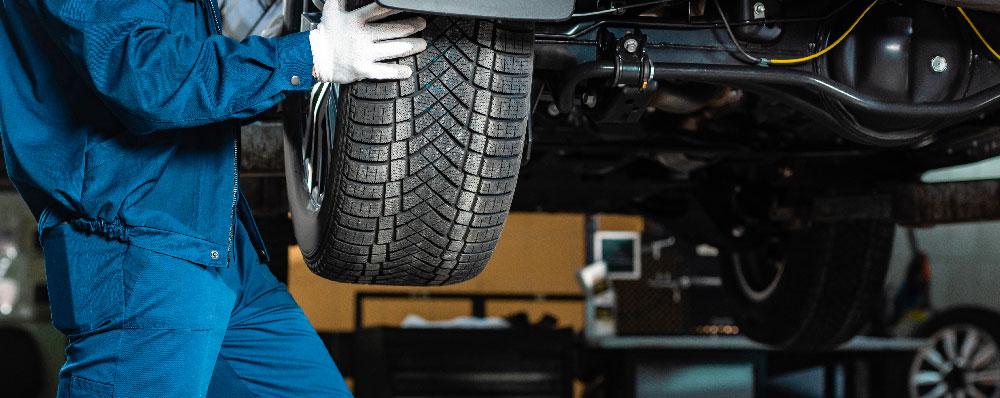 Pièce de rechange d'origine pneu amortisseur batterie frein Deschamps Auto