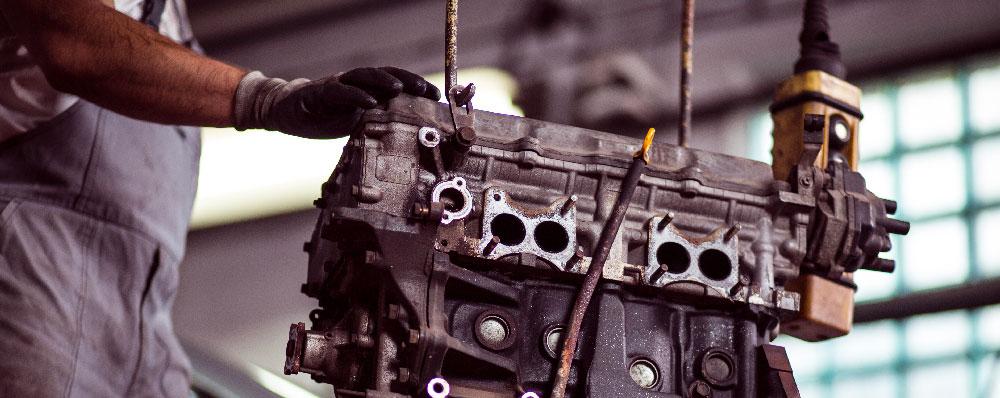Pose et dépose moteur boite pont Deschamps Auto